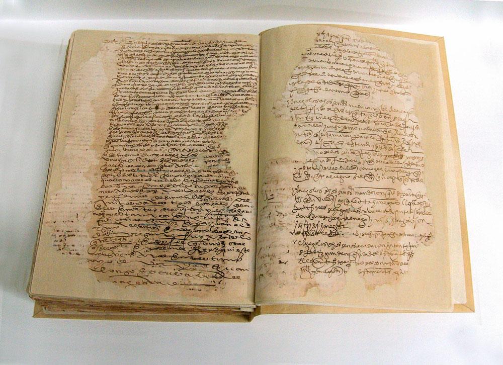 Libro Capitular, 1569