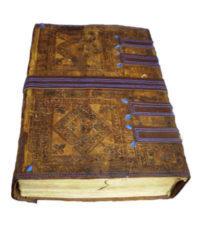 Libro de Visitas y ornamentos, 1536